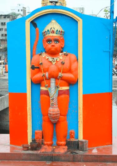 hanuman Idol Nashik ghat