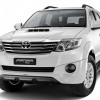 Toyota Fortuner on Rent in Mumbai