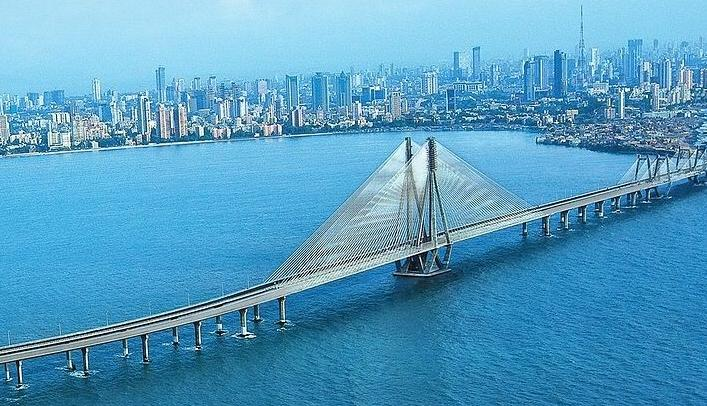 Mumbai New Sealink Road